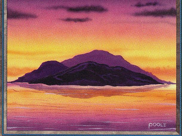 Island (Purple)(IE)
