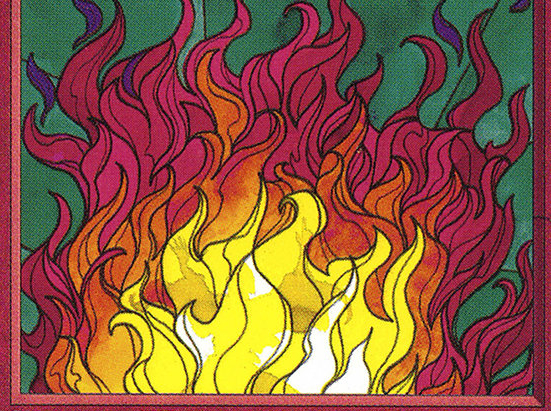 Wall of Fire (IE)