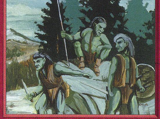 Mons's Goblin Raiders (IE)