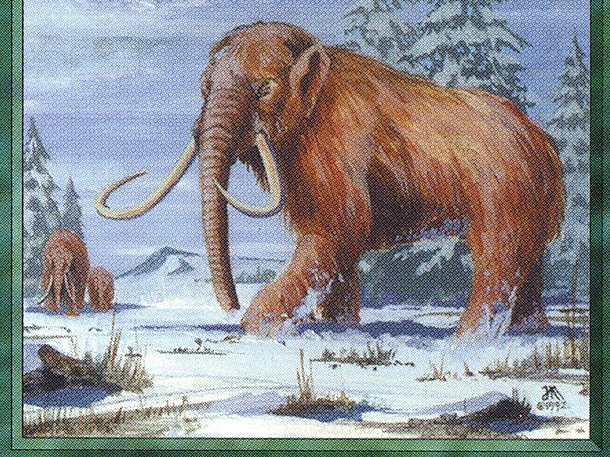 War Mammoth (IE)