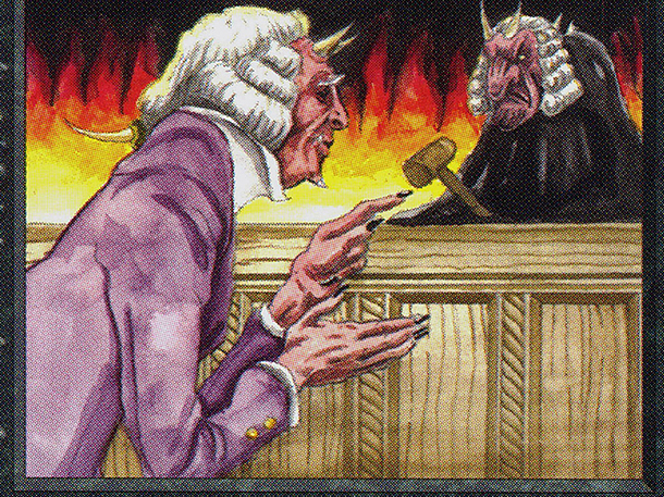 Demonic Attorney (IE)