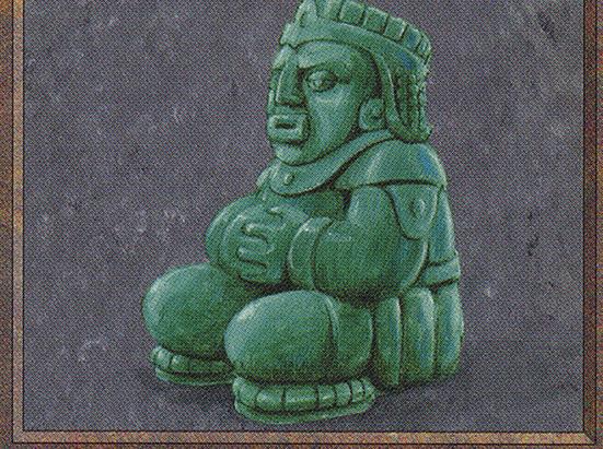 Jade Statue (IE)