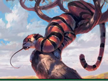 Prowling Serpopard