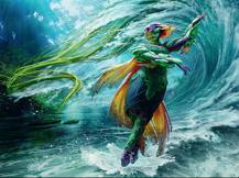 Tishana, Voice of Thunder