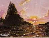 Island (Sunset)