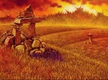 Rugged Prairie