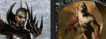 Emblem - Ob Nixilis of the Black Oath // Zombie Token