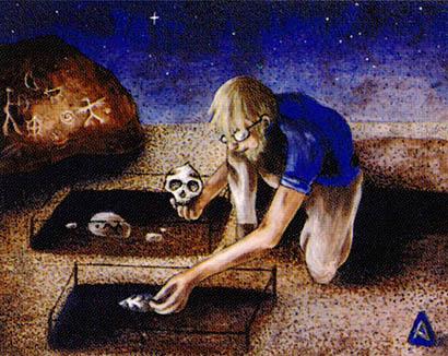 Argivian Archaeologist