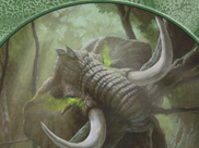 Elephant Token (010)