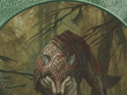 Wolf Token (016)