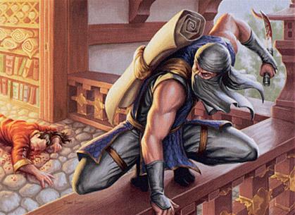 Ninja of the Deep Hours card image from Betrayers of Kamigawa