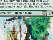 Budoka Gardener // Dokai, Weaver of Life