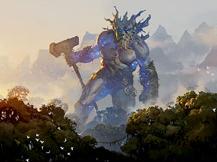 Nylea's Colossus