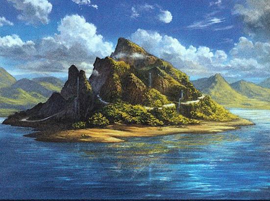Island (Alayna Danner)