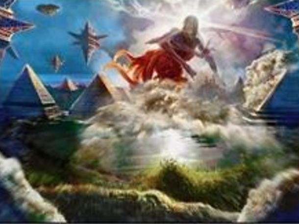 ALL IS DUST Ultimate Masters MTG Tribal Sorcery — Eldrazi Rare