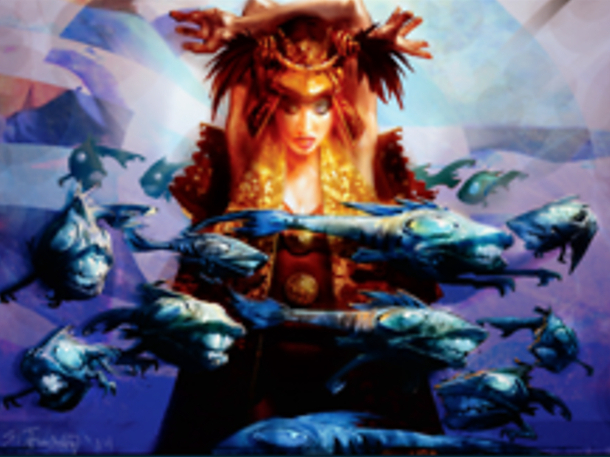 MTG Disrupting shoal Rare Ultimate masters