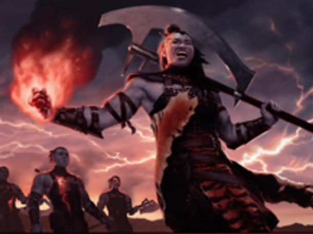 Garna, the Bloodflame