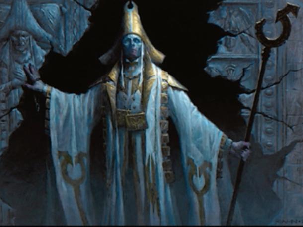 Mikaeus, the Unhallowed