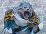 Emblem - Ajani, Adversary of Tyrants