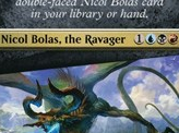 Checklist Card - Core Set 2019 (Nicol Bolas, the Ravager)