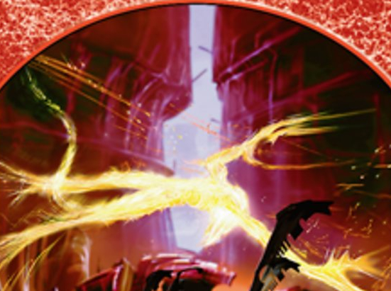 Spark Elemental Token