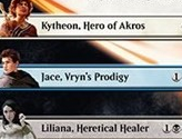 Checklist Card - Magic Origins (Planeswalker)