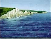 Island - White Cliffs of Dover