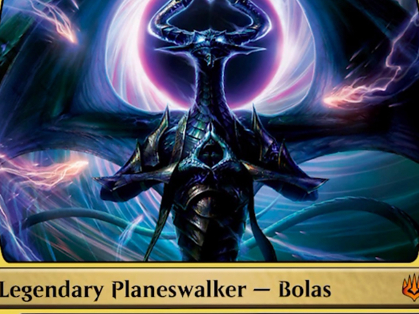 Nicol Bolas, Dragon-God