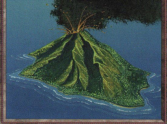 Volcanic Island (IE)