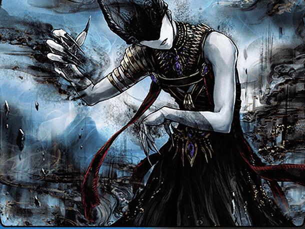 Ashiok, Dream Render (JP Alternate Art)