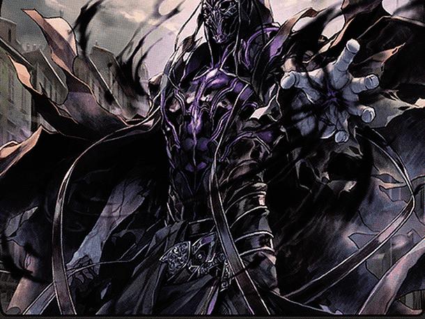 Davriel, Rogue Shadowmage (JP Alternate Art)