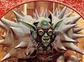 Goblin (010) // Golem (018) Double-sided Token