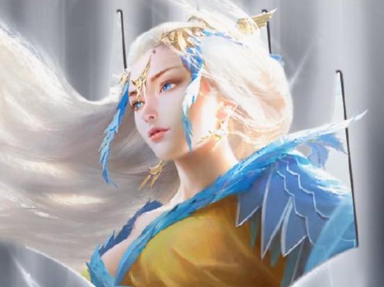 Emblem - Mu Yanling, Sky Dancer