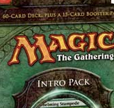 Magic 2011 (M11) - Intro Pack - Stampede of Beasts