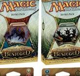 Mirrodin Besieged - All 4 Intro Packs