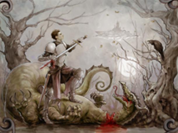 Smitten Swordmaster (Showcase)