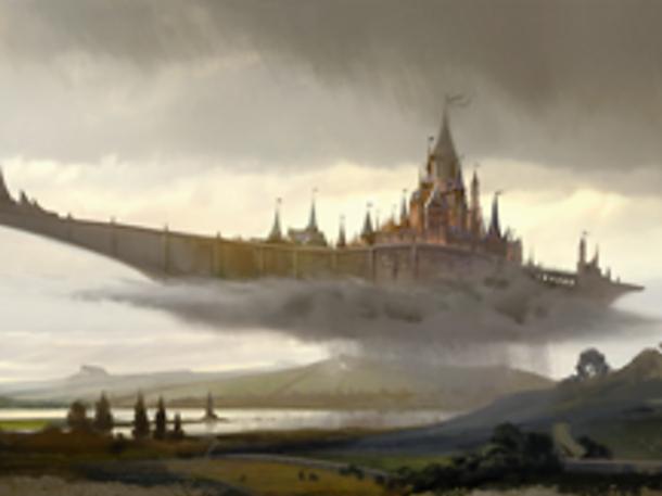 Castle Locthwain (Extended Art)