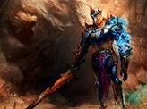 Oathsworn Knight (Extended Art)
