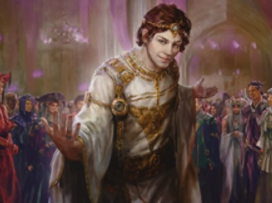 Charming Prince (Extended Art)