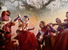 Outlaws' Merriment (Extended Art)