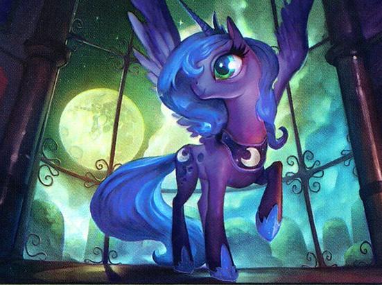 Nightmare Moon // Princess Luna