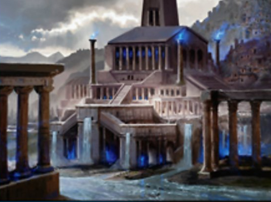 Temple of Deceit