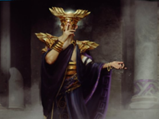 Atris, Oracle of Half-Truths (Extended art)