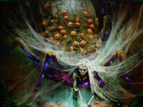 Arasta of the Endless Web (Extended Art)