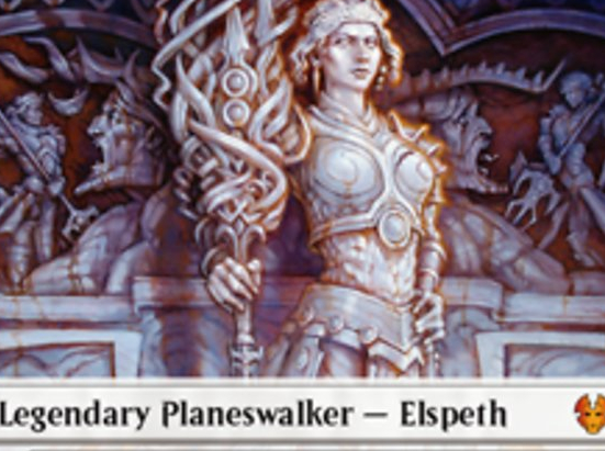 Elspeth, Sun's Nemesis (Borderless)