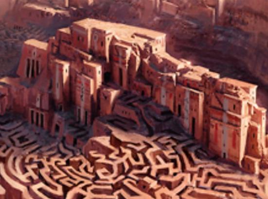 Labyrinth of Skophos (Extended Art)