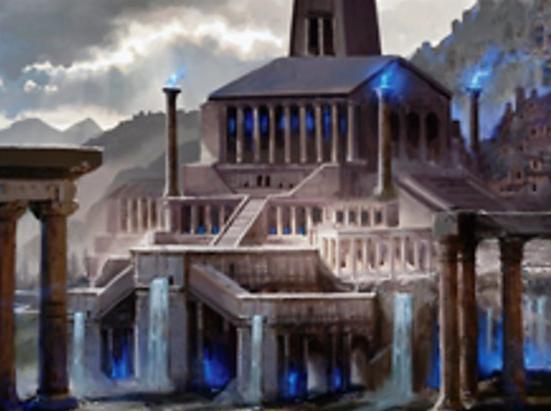 Temple of Deceit (Extended Art)