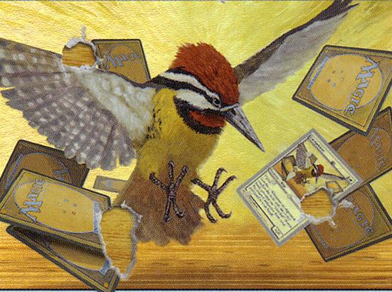 Cardpecker (Alternate Foil)