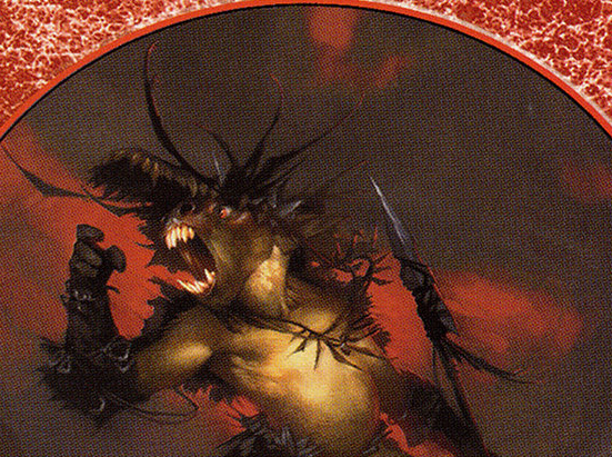 Goblin // Boar Double-sided Token