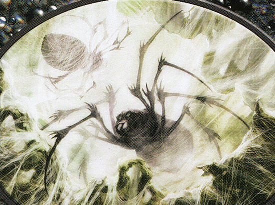 Spider Token (Black)